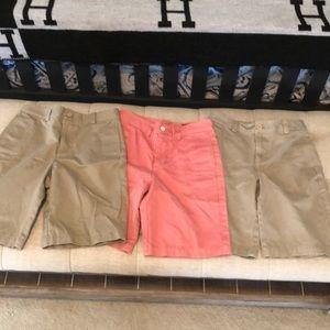 Boys size 12 Vineyard Vines shorts